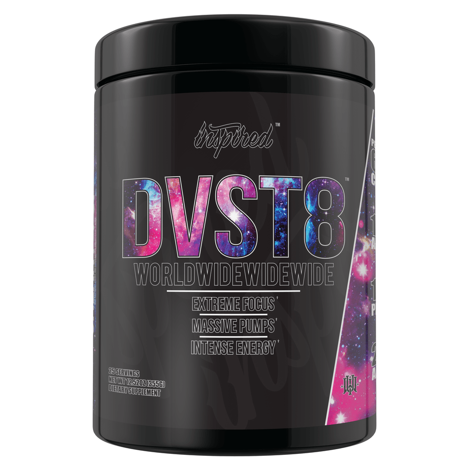 DVST8 Worldwide Pre Workout - Inspired Nutraceuticals
