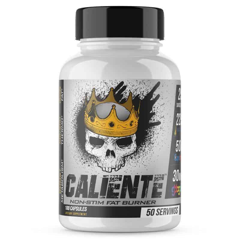 Caliente Non-Stim Fat Burner - ASC Supplements