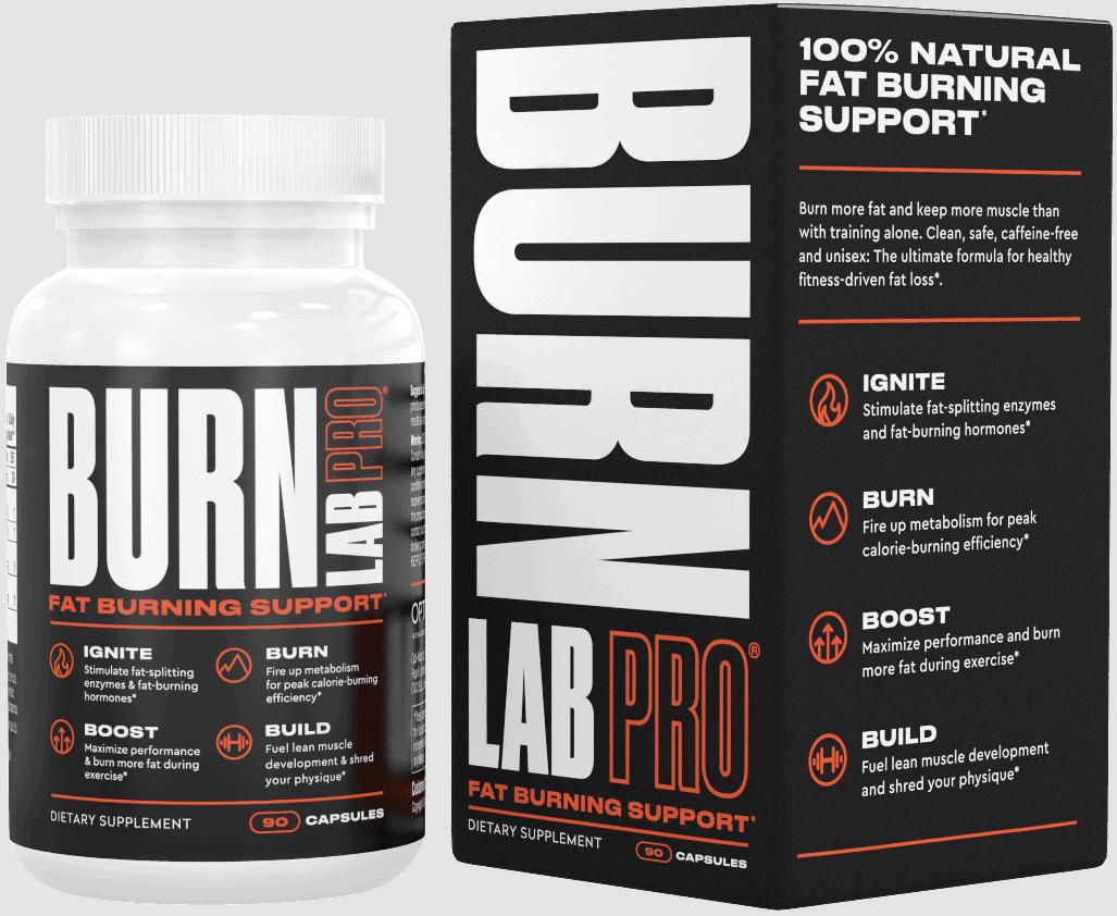 Burn Lab Pro Fat Burner