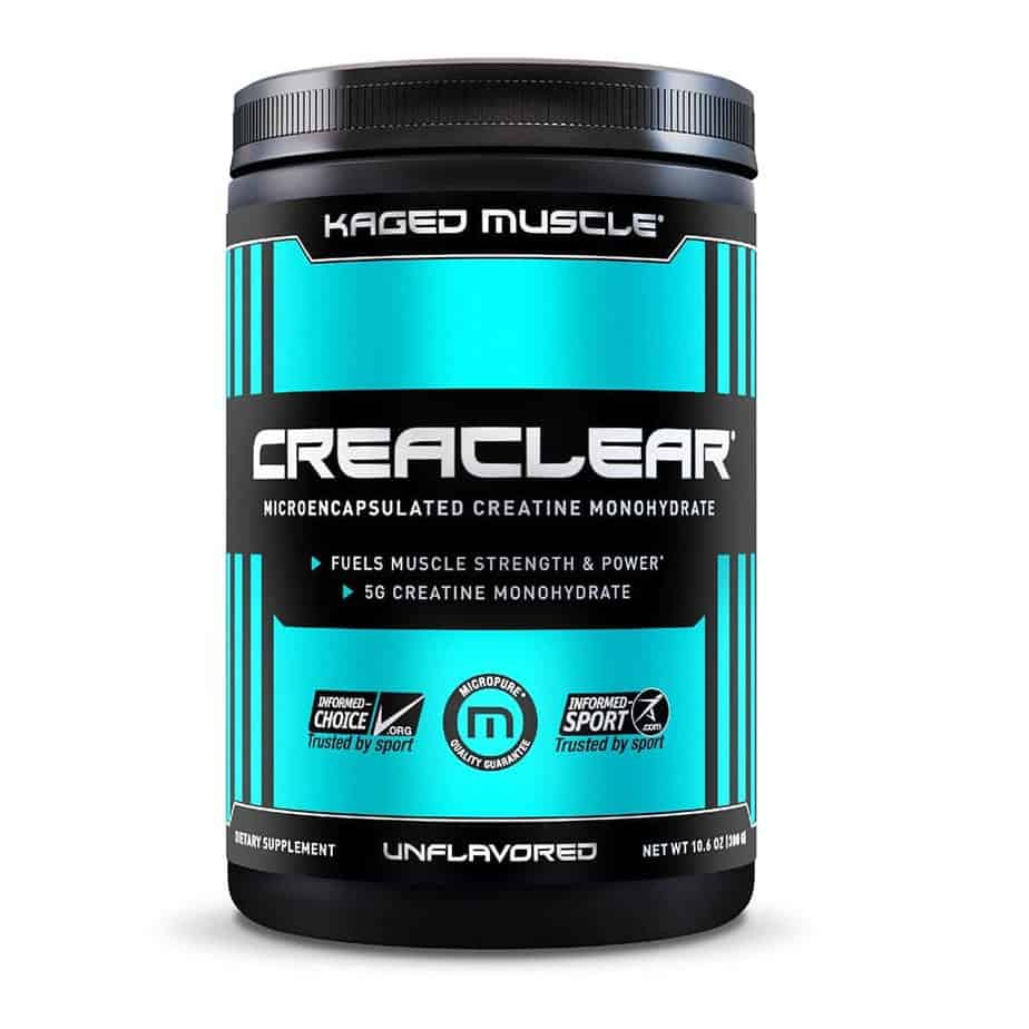 Kaged Muscle - CreaClear Creatine Monohydrate