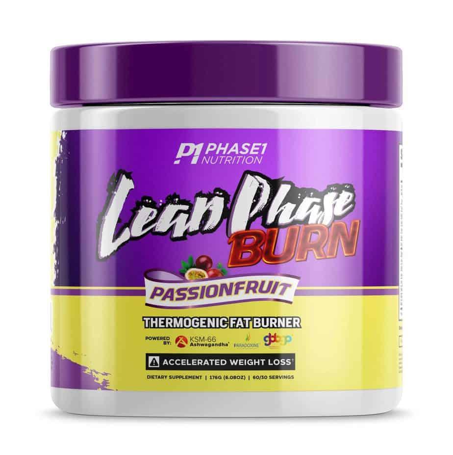 Lean Phase Burn - Phase 1 Nutrition