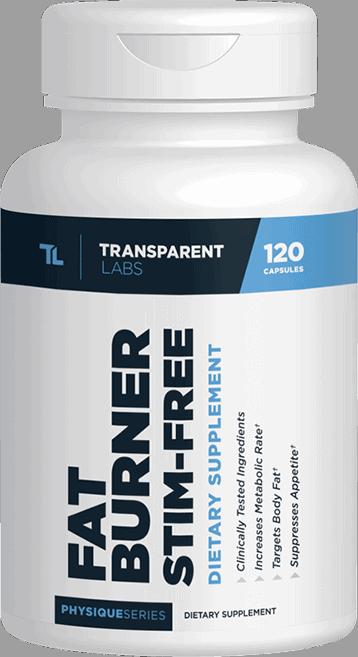 Transparent Labs Fat Burner Stim-Free Thermogenic - Transparent Labs
