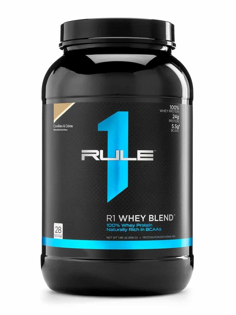 Rule 1 Whey Protein Blend