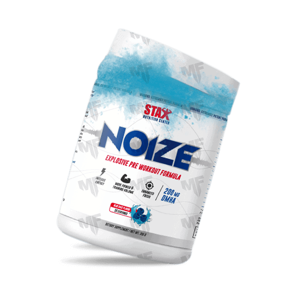 Noize Pre-Workout - Stax Nutrition