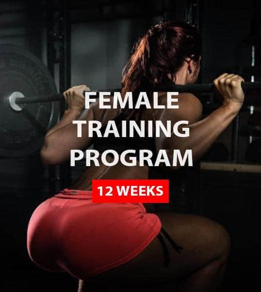 12 Week Olympic Weightlifting Program for Women