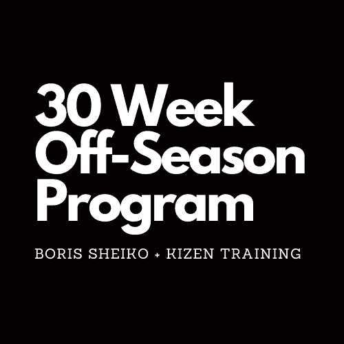 Sheiko Intermediate Offseason Program | Kizen Training