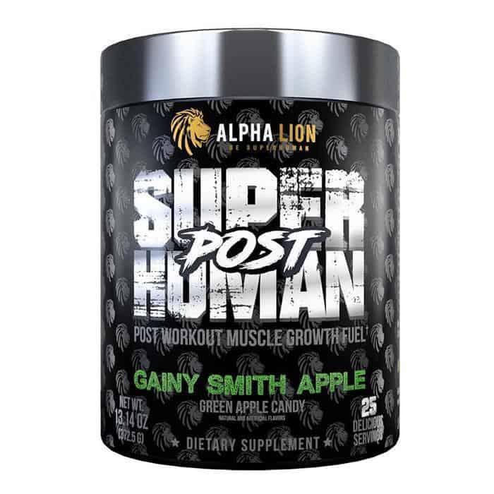 SuperHuman Post - Alpha Lion