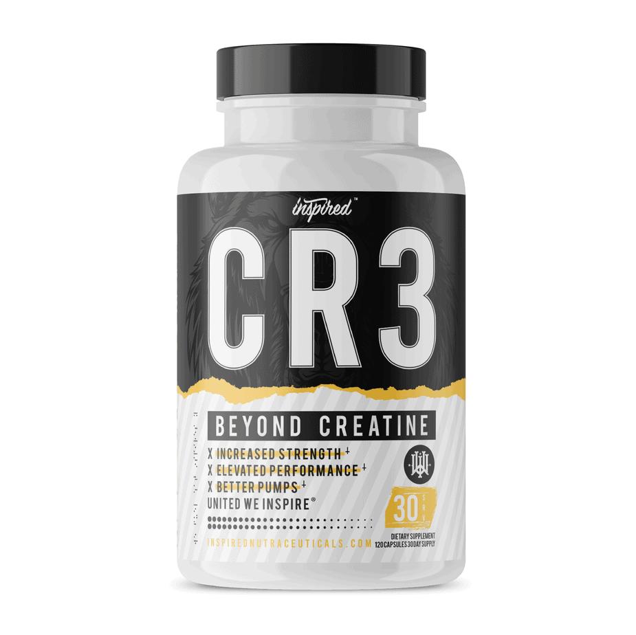 CR3 Creatine - Inspired Nutraceuticals