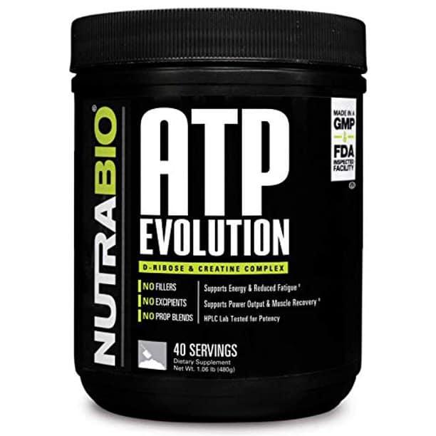 ATP Evolution - NutraBio