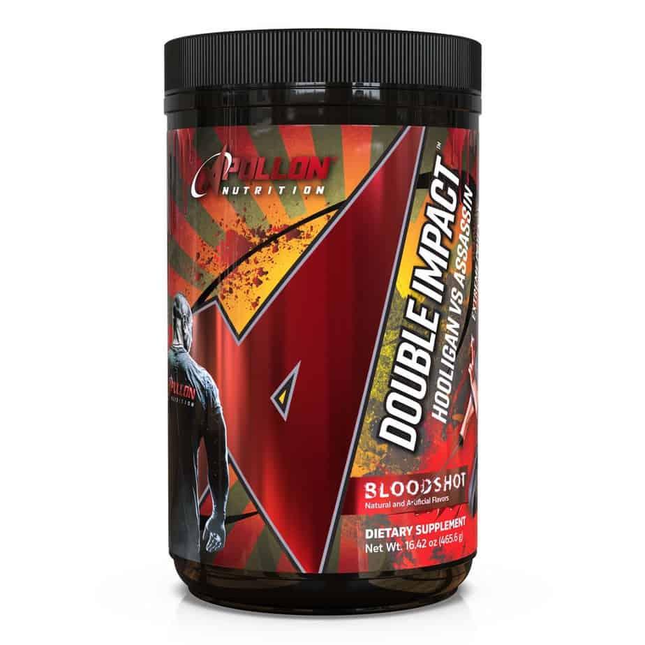 Double Impact v2 - Apollon Nutrition