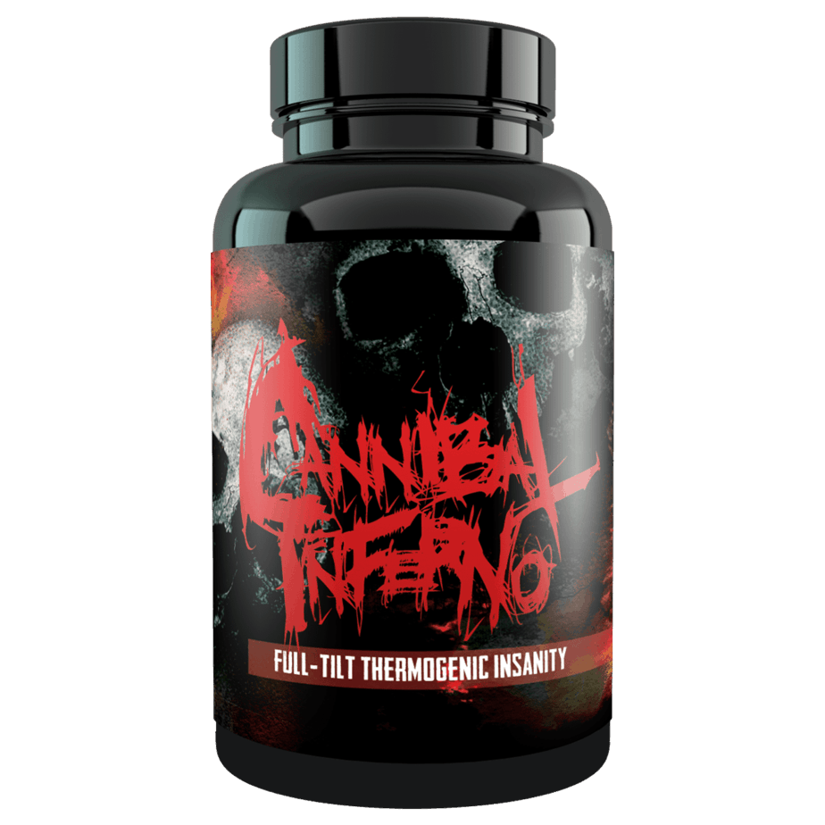 Cannibal Inferno Fat Burner - Chaos and Pain