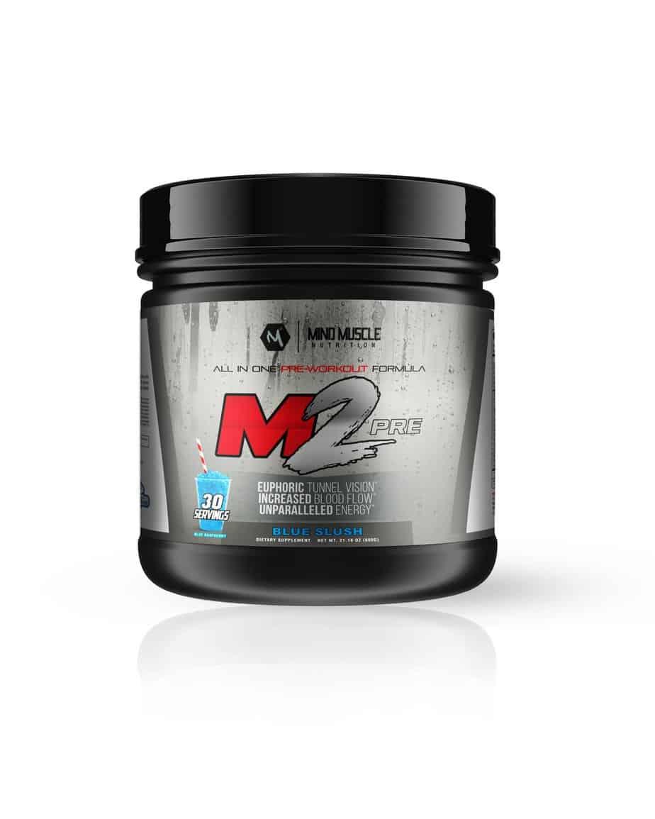 M2 Pre Workout